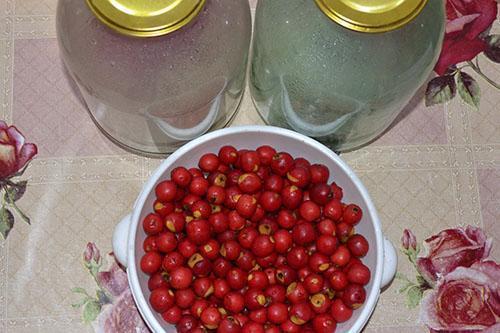 Компот из боярышника на зиму - рецепты напитка с лимонкой, яблоками, апельсином, польза и вред компота, видео