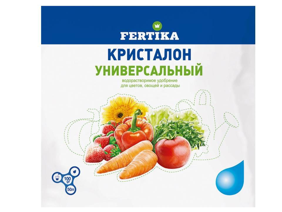 Удобрение Кристалон - применение для томатов, видео