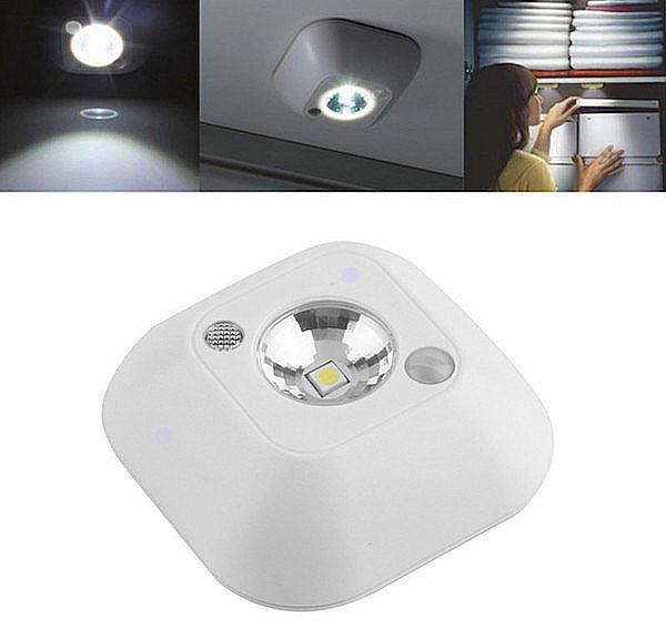 места применения фонаря