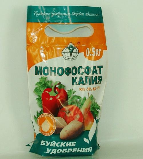 монофосфат в пакете