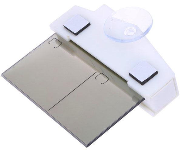 прозрачный дисплей термометра