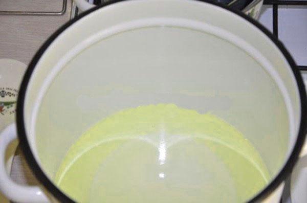 сварить маринад для салата