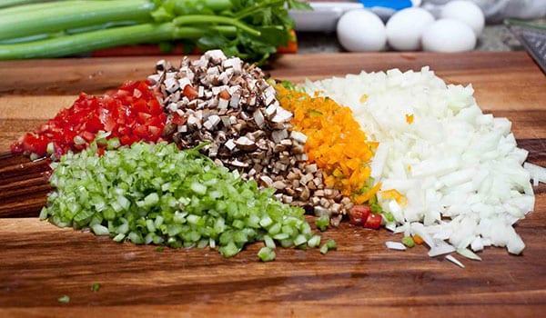 подготовка овощей для заготовки