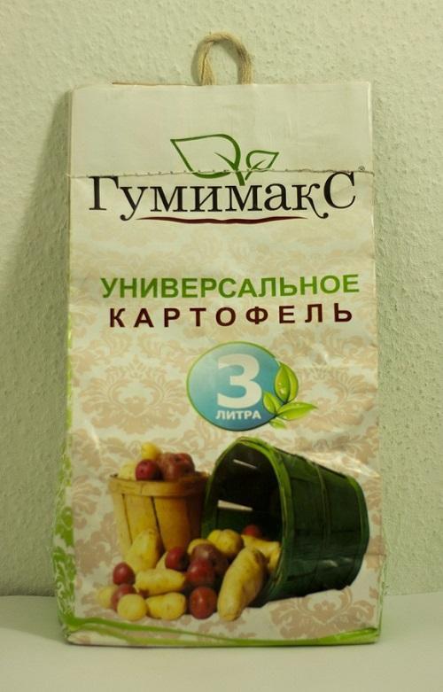 гумимакс картофель