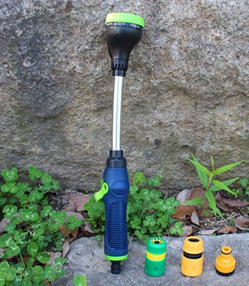 насадка-распылитель для поливочного шланга
