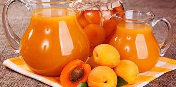 польза абрикос для организма