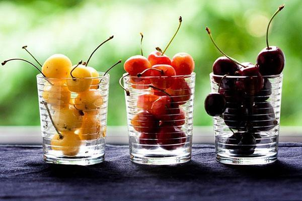 Черешня - польза и вред для здоровья женщины, при сахарном дмабете 2 типа, при похудении, калорийность ягоды и количество углеводов, видео