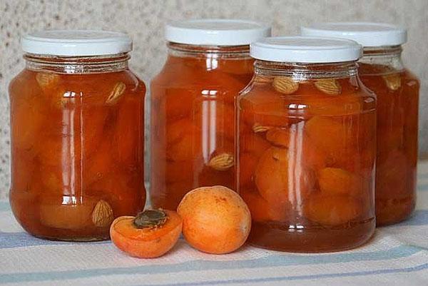 варенье из абрикосов и алычи