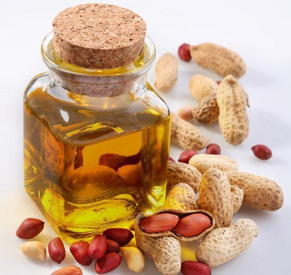 масло из арахиса