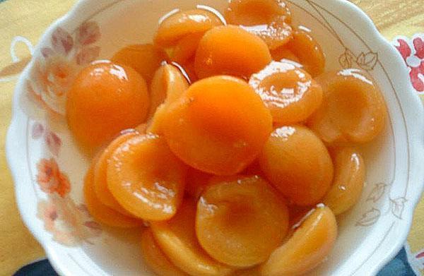 выбрать консервированные абрикосы