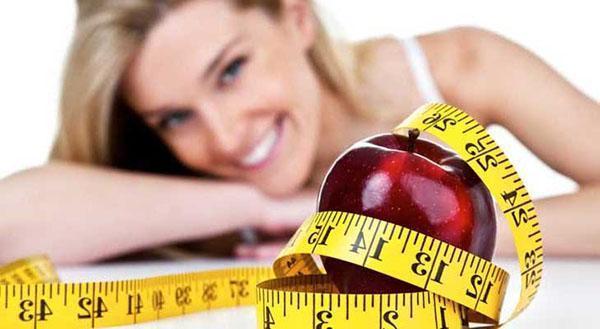похудение с яблочным уксусом