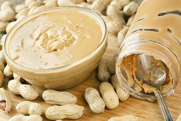 домашнее арахисовое масло