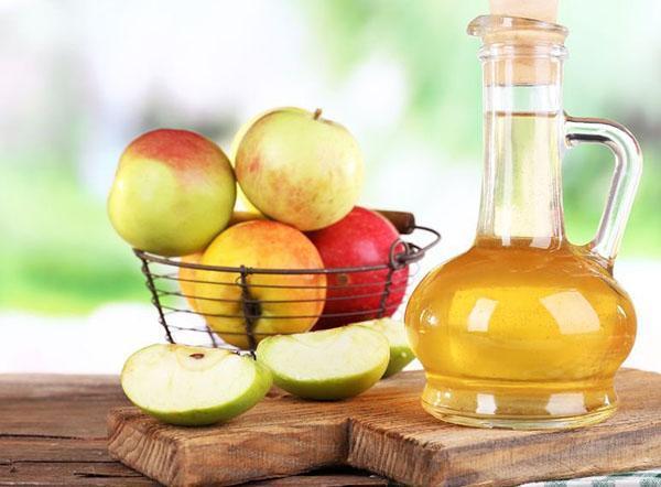 Рецепт обертывания яблочным уксусом