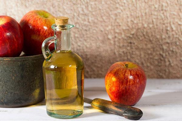 смесь уксуса и масла для массажа