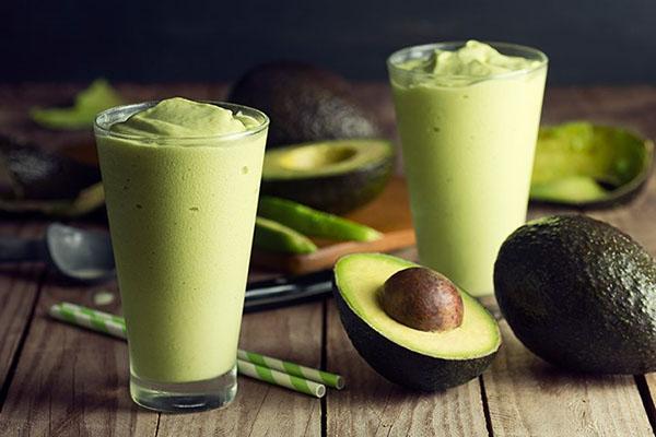 источник энергии авокадо