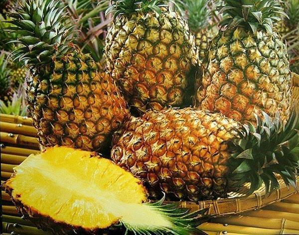 Можно ли есть ананас на ночь