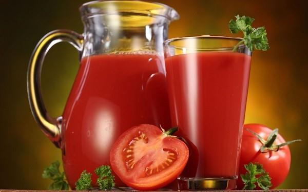 полезный томатный сок