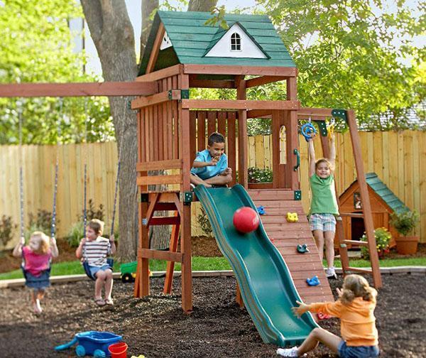 игровая площадка для детей 6-7 лет
