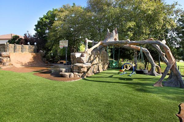 креативная игровая площадка для детей