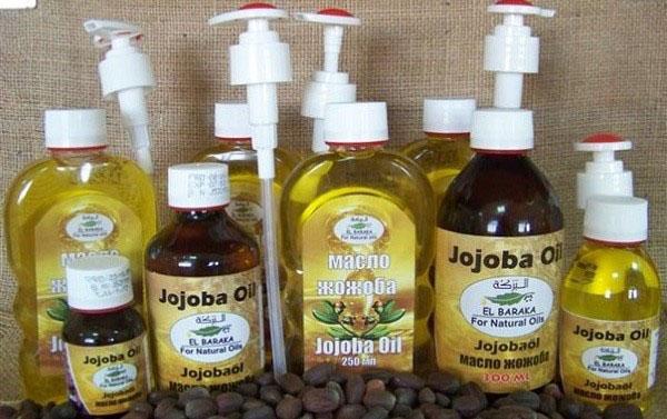 масло жожоба от разных производителей
