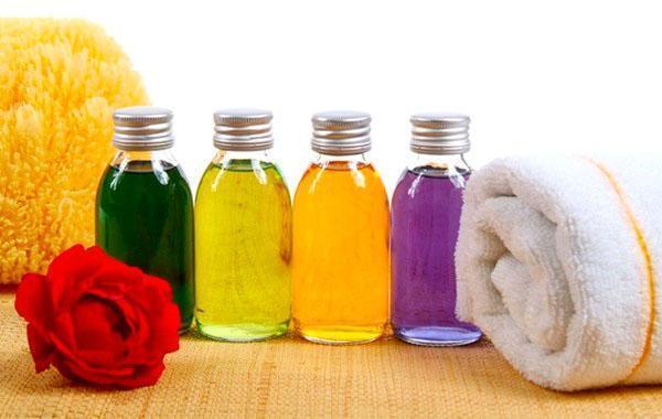 масло жожоба смешивают с другими маслами
