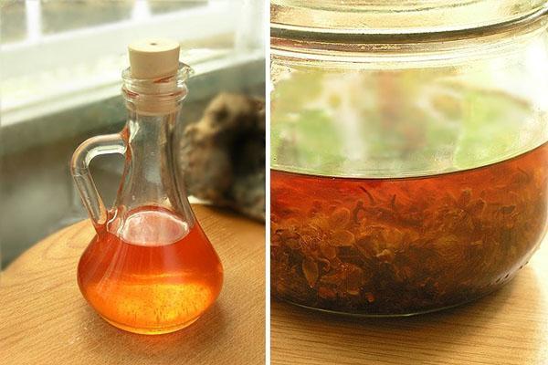 масло зверобоя в домашних условиях