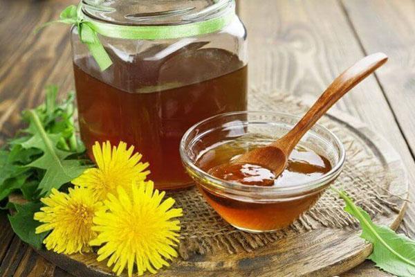 полезный мед из одуванчиков