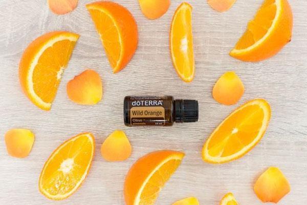 апельсиновое масло при стрессах и депрессии