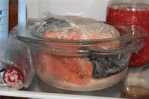 Простая засолка семги в домашних условиях