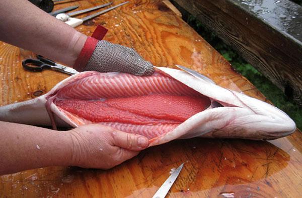 Рыба посоленная в домашних условиях 17
