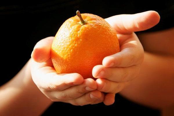 масло апельсина в медицине