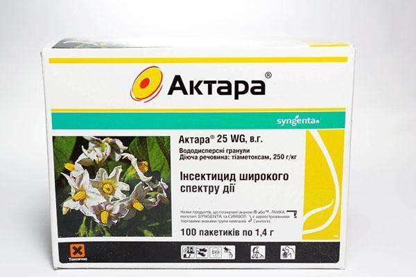 препарат Актара