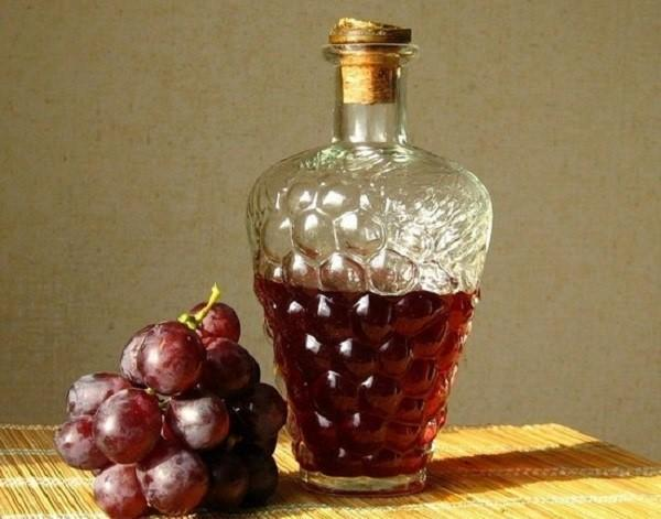 домашний виноградный уксус