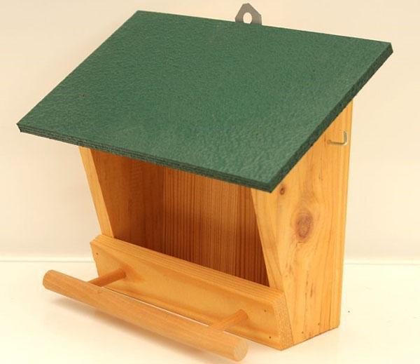 Деревянное кормушки для куриц своими руками 230