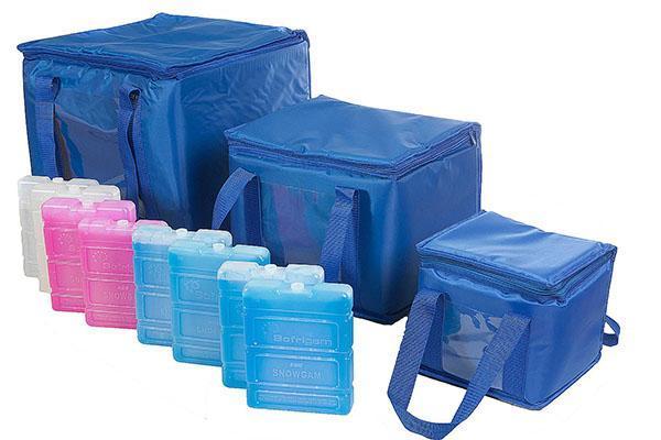 аккумуляторы холода для сумок-холодильников