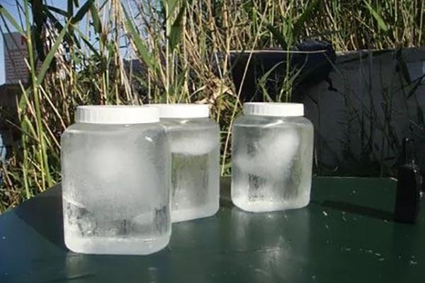 хладоген из простой воды