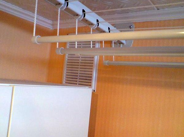 вентиляция в гардеробной комнате