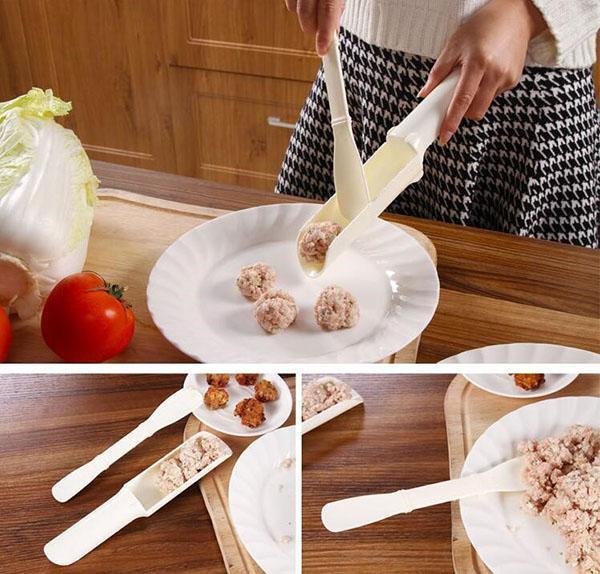 инструмент для приготовления фрикаделек