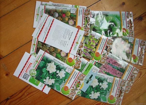 семена агрофирмы Русский огород - НК