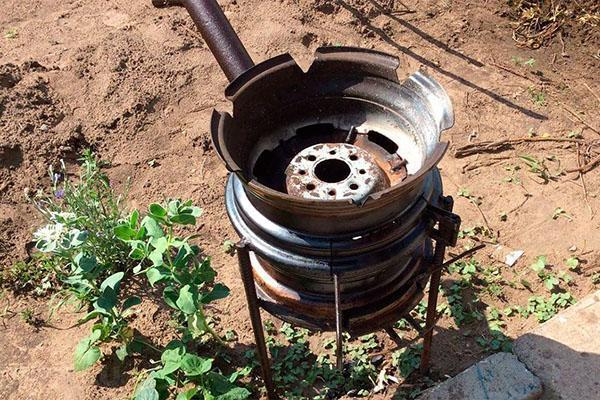 мангал для барбекю