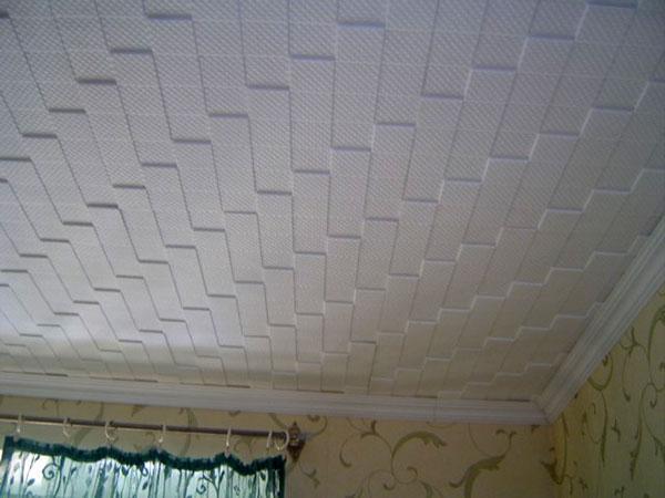 звукоизоляционные панели для потолка