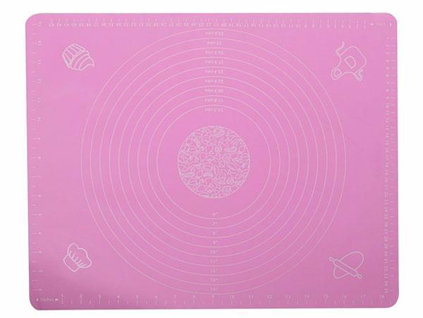 практичный и удобный силиконовый коврик