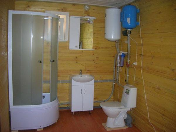 накопительный водонагреватель для дачного дома