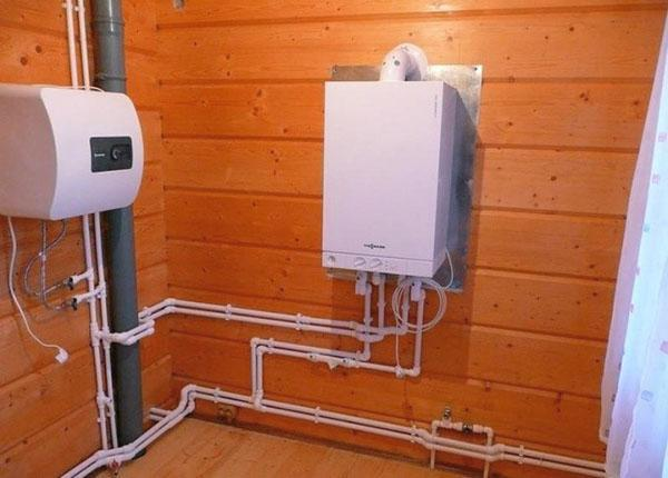 электрический настенный водонагреватель