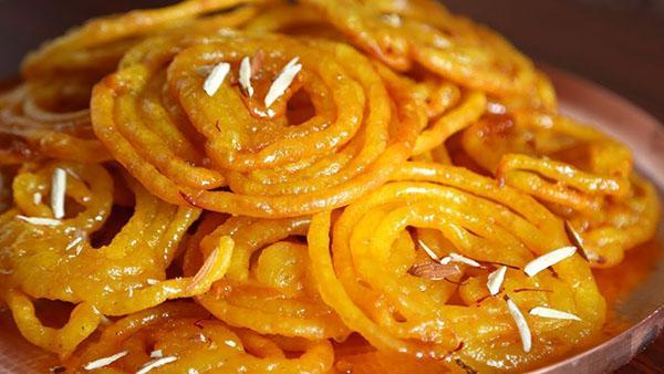 индийская сладость джалеби