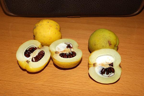 подготовка плодов для джема