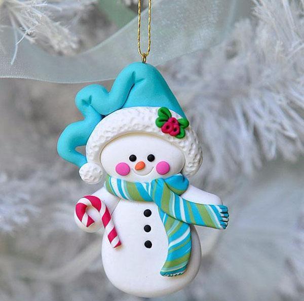 чудо-снеговичок
