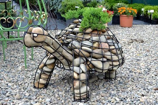 габион черепаха