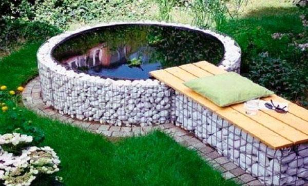укрепление стен бассейна