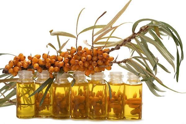 процеженное и готовое к употреблению облепиховое масло